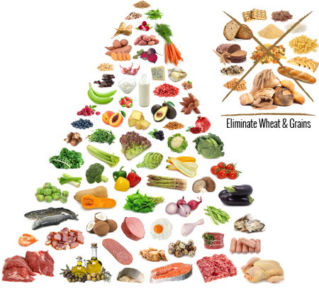 guide food wheat pyramid